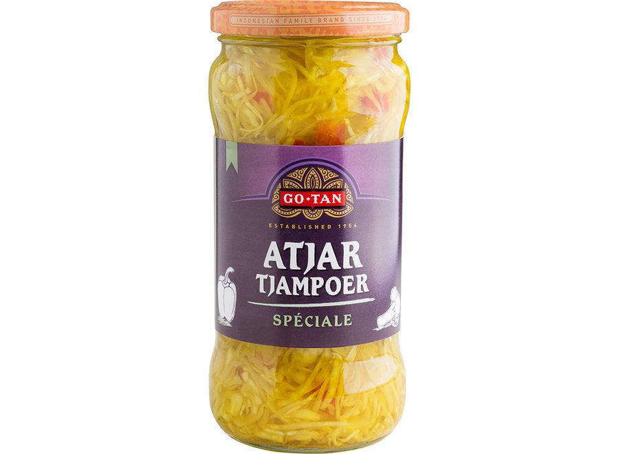 Atjar Tjampoer - Zuurgoed