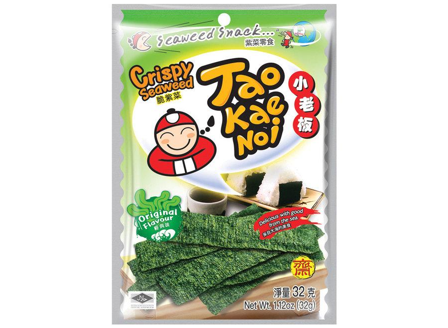 Tao Kae Noi - Original - Zeewier chips