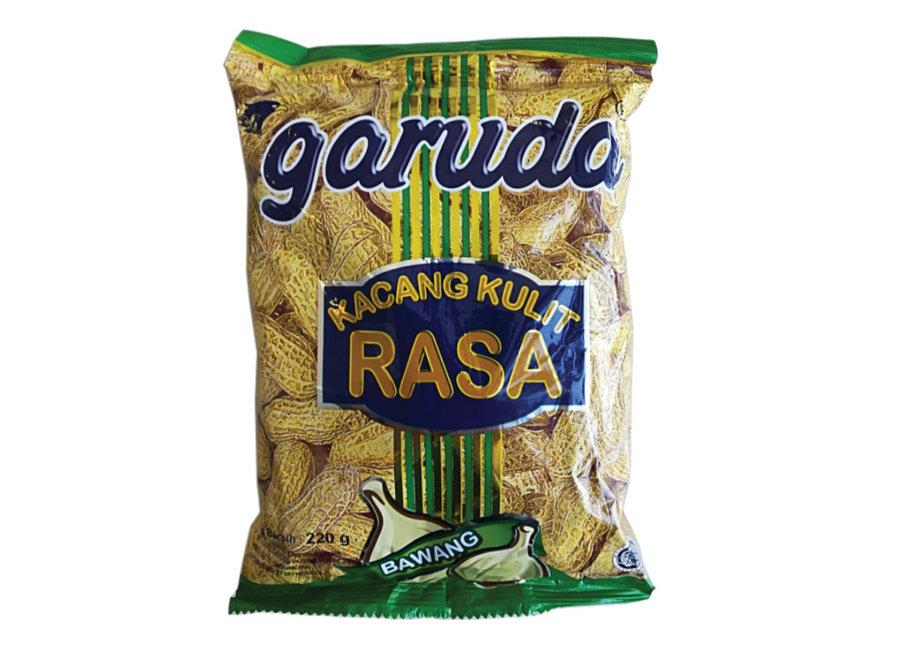 Garuda Roasted Peanut Garlic 220 G