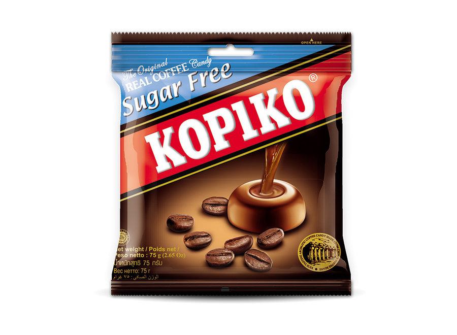 Kopiko Coffee Candy Sugar Free 75 G