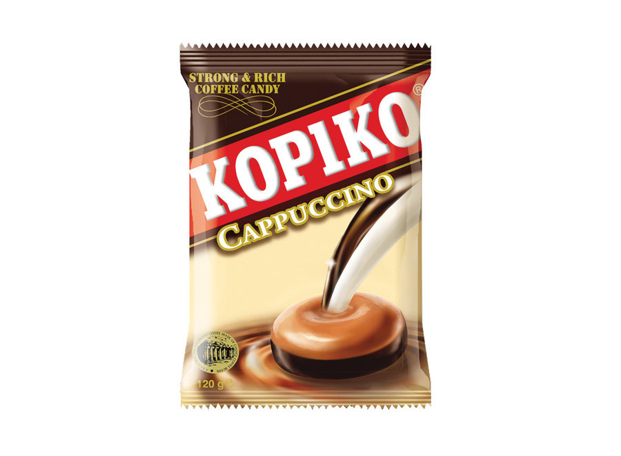 Kopiko Cappuccino Candy 120 G
