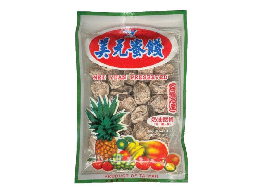 Mei Yuan Dried White Plum 50 G
