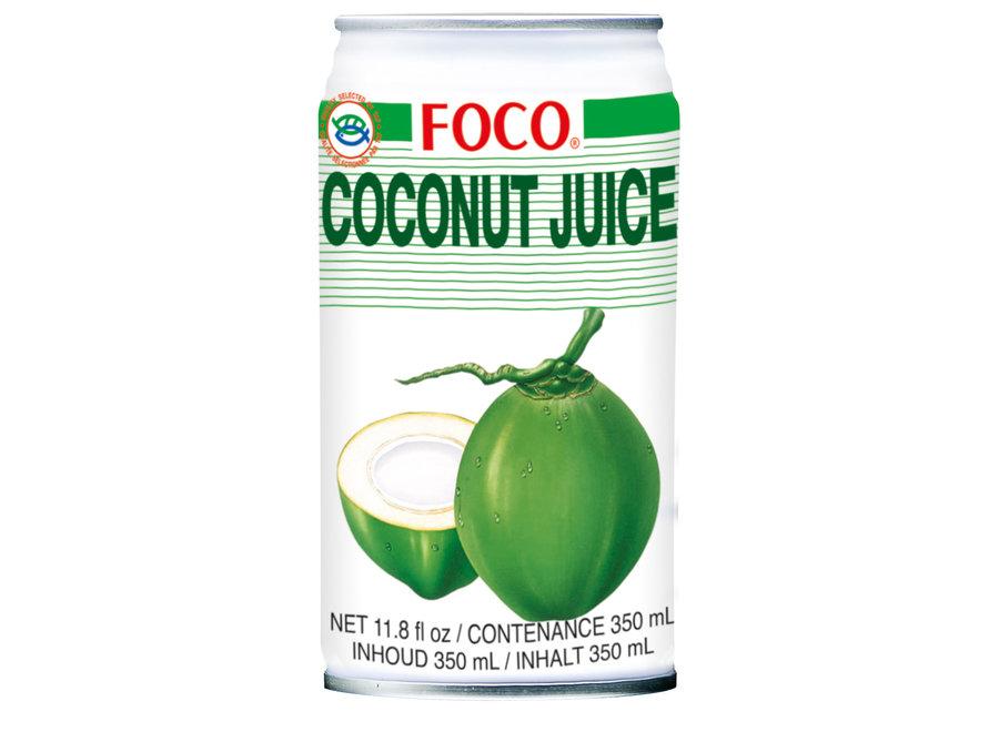 Foco Coconut Juice 350 ml