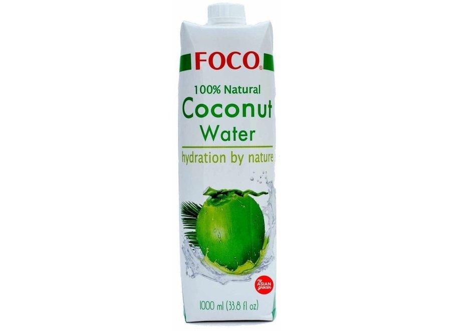 Foco Coconut Water 1 liter