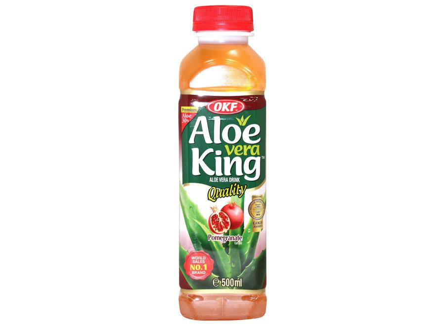 OKF Aloe King Pomegranate 500 ml