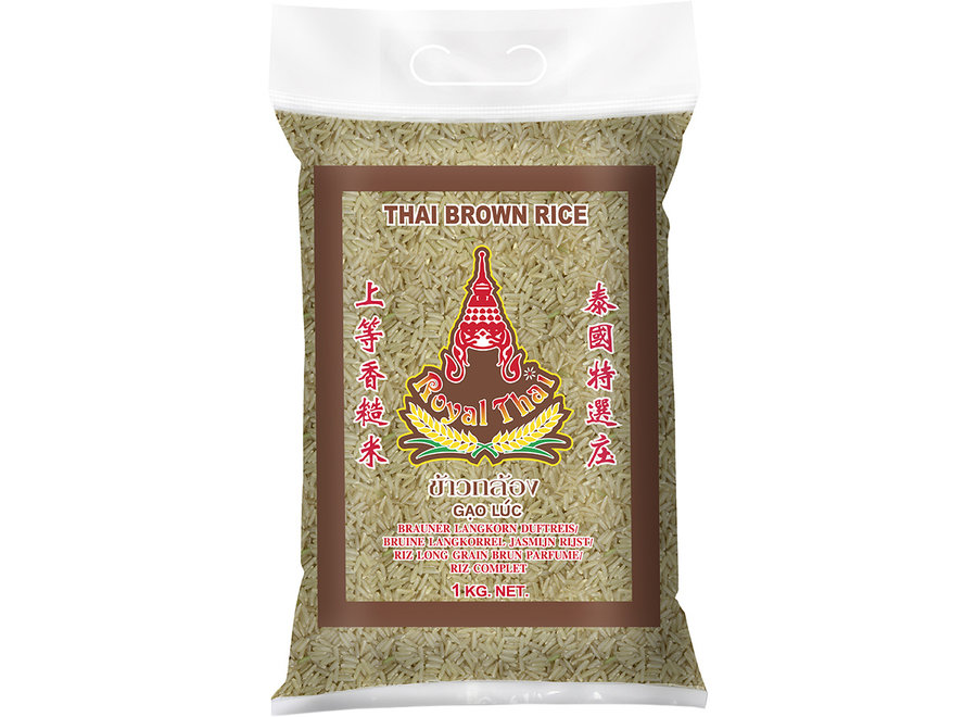 Royal-Thai Brown Rice 1 kg