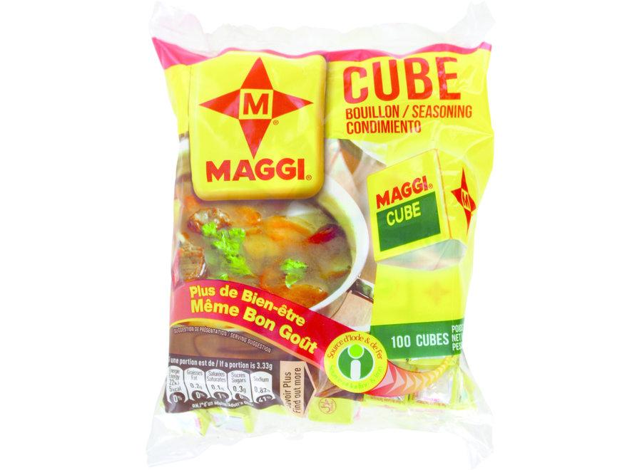 Maggi Boullion Cubes Halal 100 G