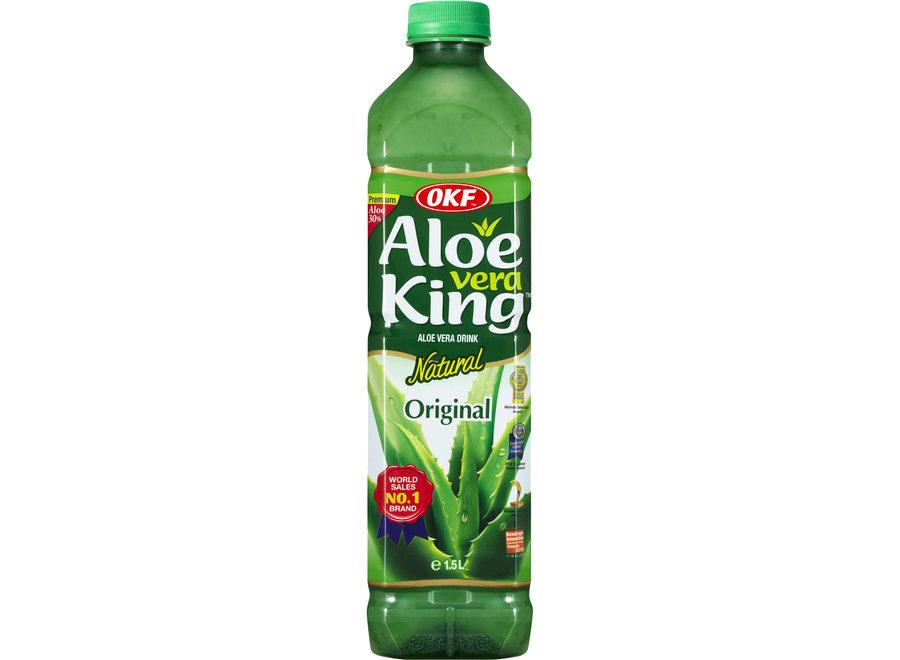 OKF Aloe Vera Drink Original 1,5 liter