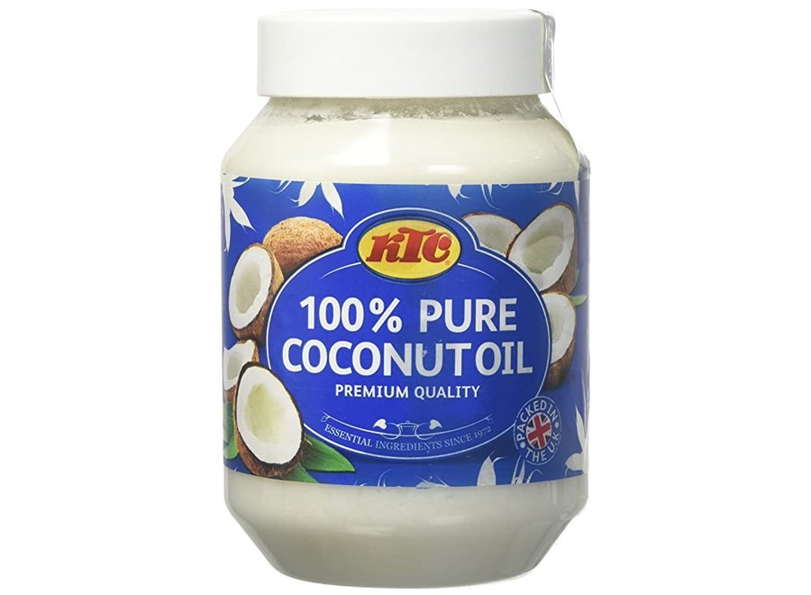 Kokos Olie - Coconut Oil - 100%
