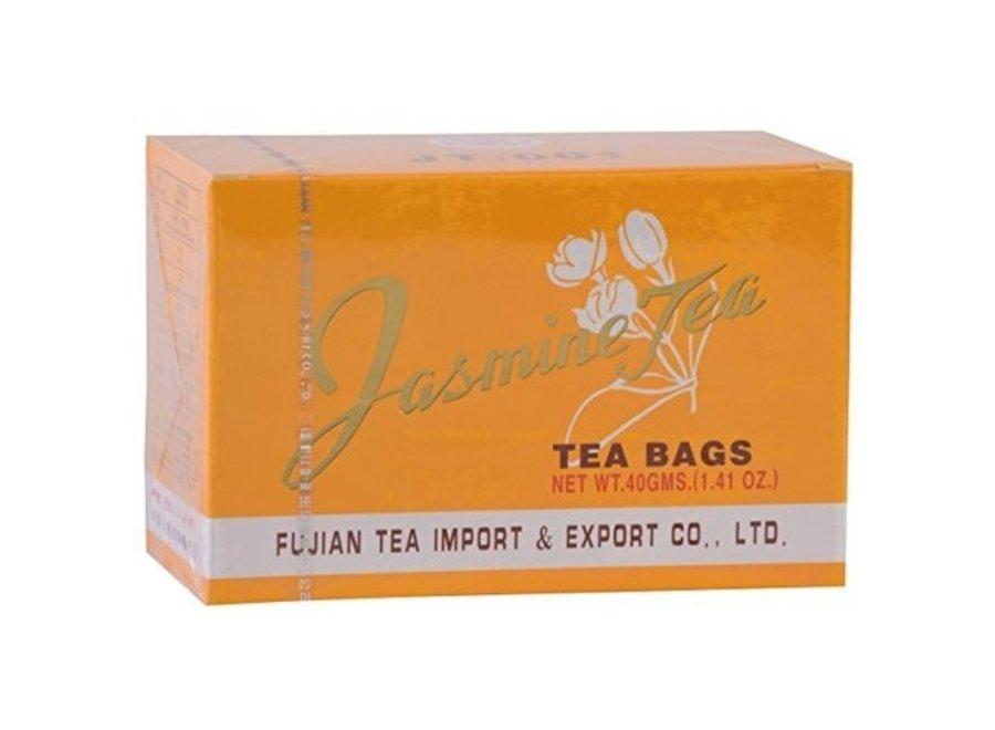 Sunflower Jasmin Tea (Bags) 20x2 Gr