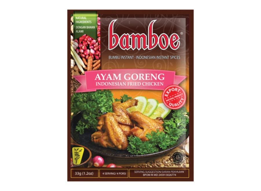 Bamboe Bumbu Ayam Goreng 33 G.