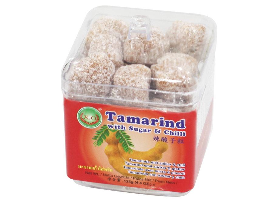 X.O Tamarind Balls with Sugar & Chilli 110 G.