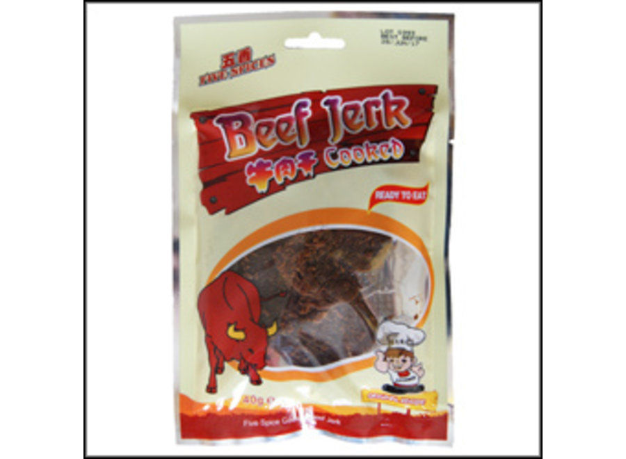 Beef Jerky - Five Spice Flavour