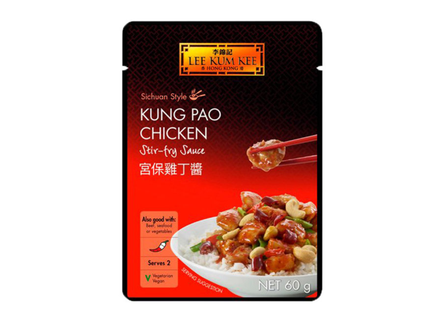 LKK MOS Kung Pao Chicken Stir-Fry Sauce 60 G.