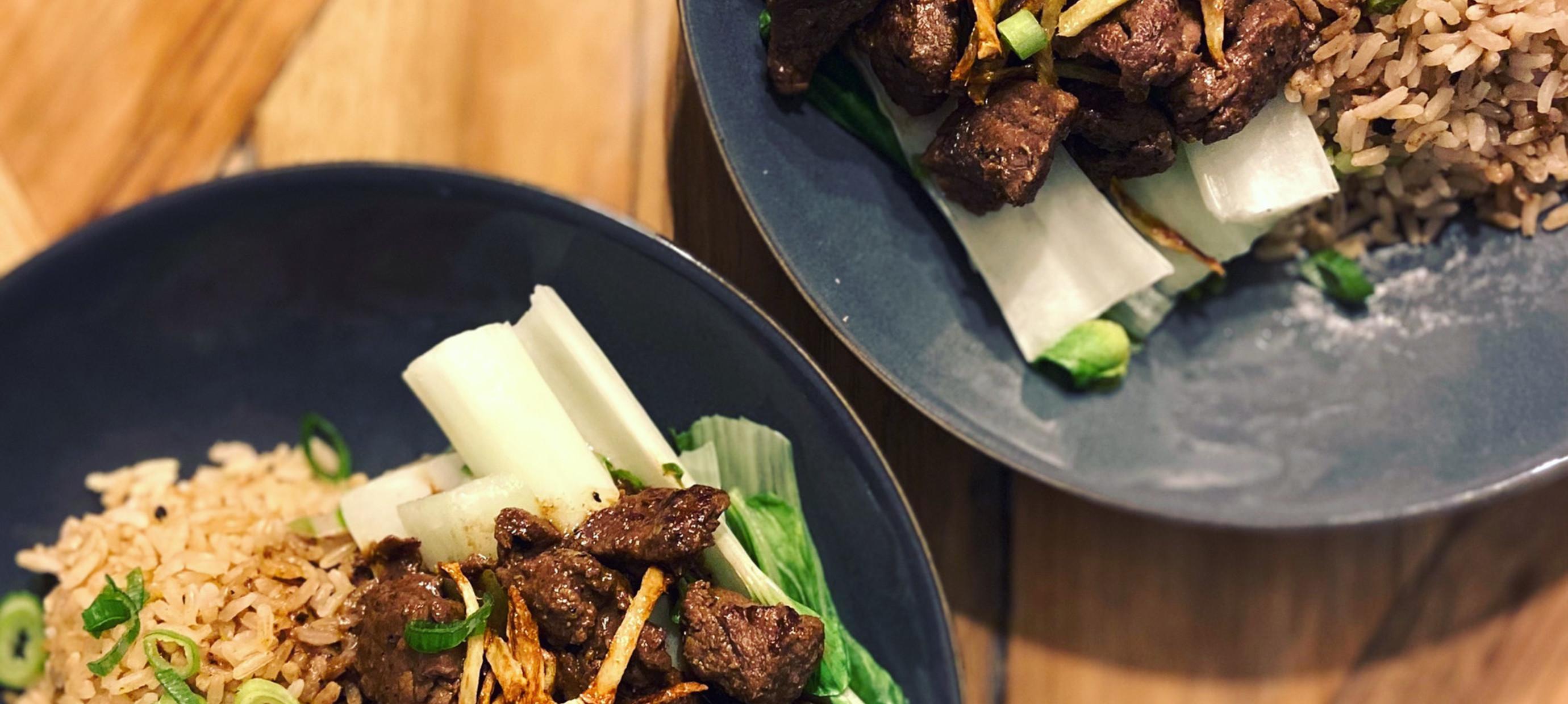 Miso Biefstuk van Fab.kookt