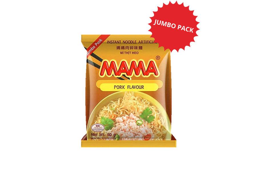Mama Instant Noodles Pork 90 Gr