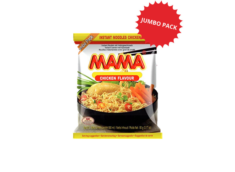 Jumbo Pack - Mama - Instant Noedels Kip