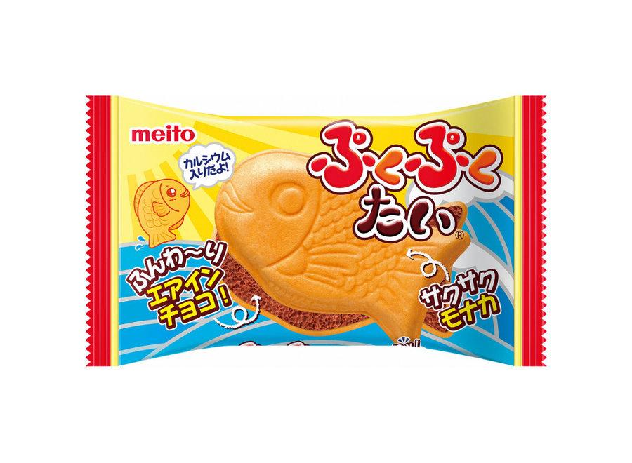 Taiyaki Puku Puku Tai Chocolate - Meito