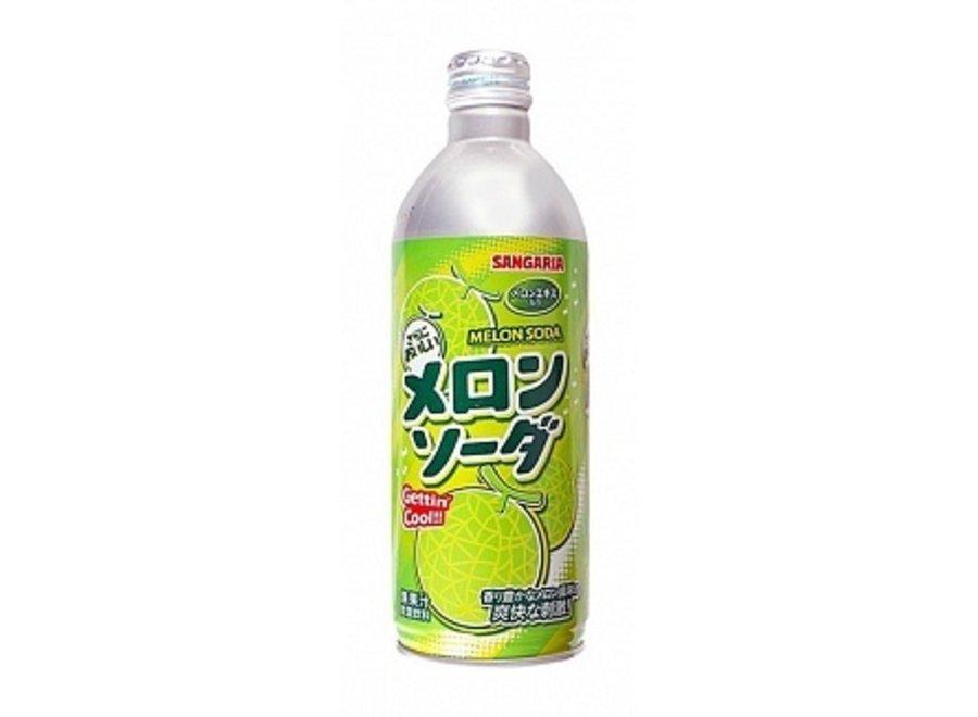 Sangaria Melon Soda 500ML