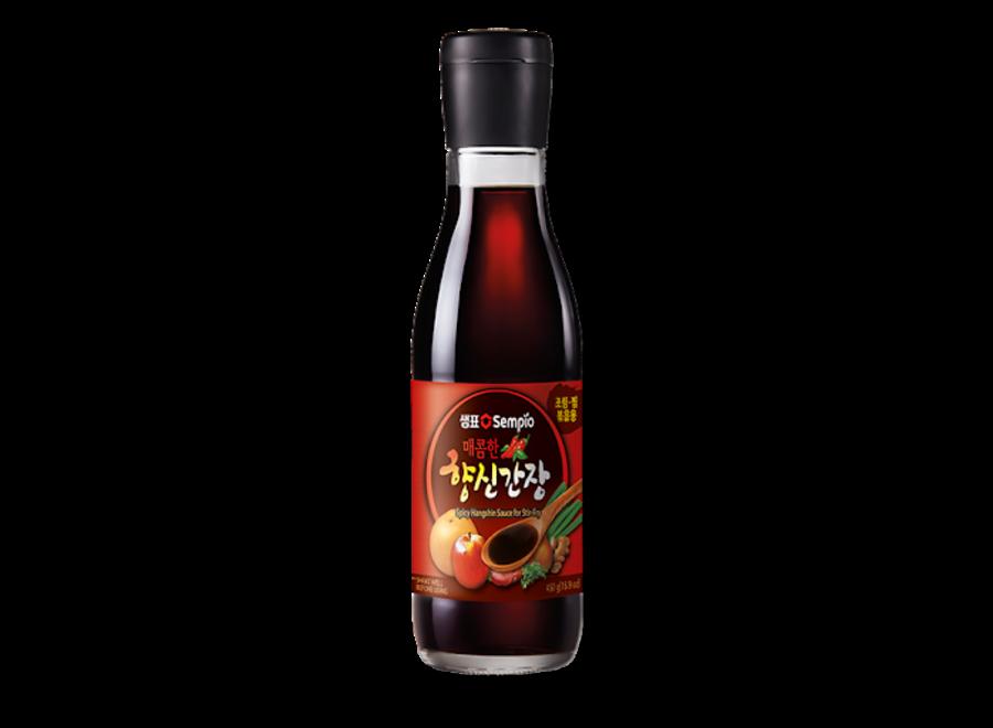 Sempio Stir Fry Hot Chili Sauce Hangshin 450ml