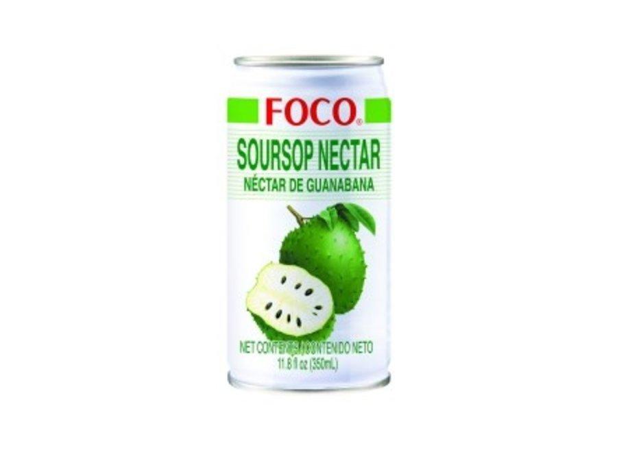 Foco Soursop Nectar 350ml