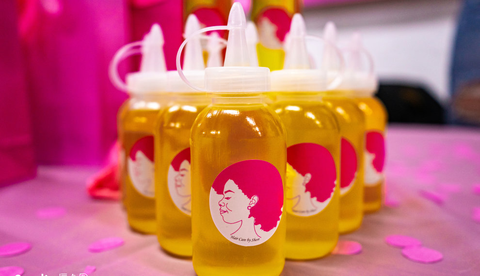 Hair Care by Sherr - Organic Hair Oil - Haarverzorging