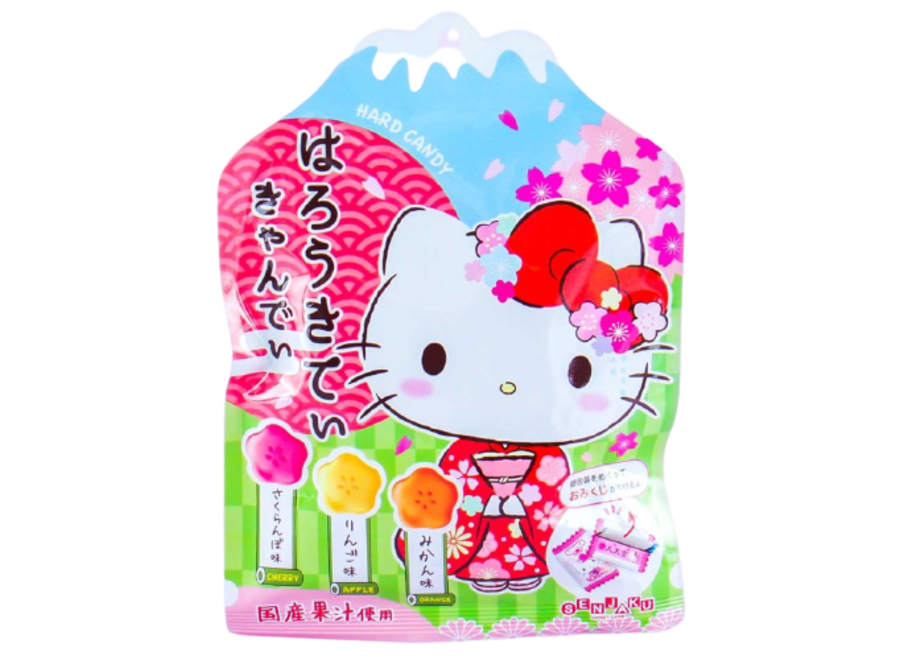 Senjaku Hello Kitty Candy 60gr
