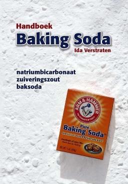 Baking Soda Boek DeThuisToko.nl