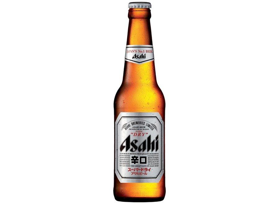 Asahi Bier 5,2% Alc. 330 ML