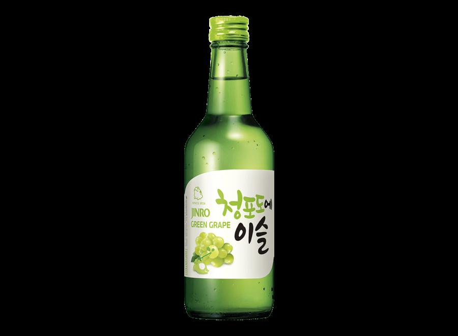 Jinro Soju Druiven 13% Alc