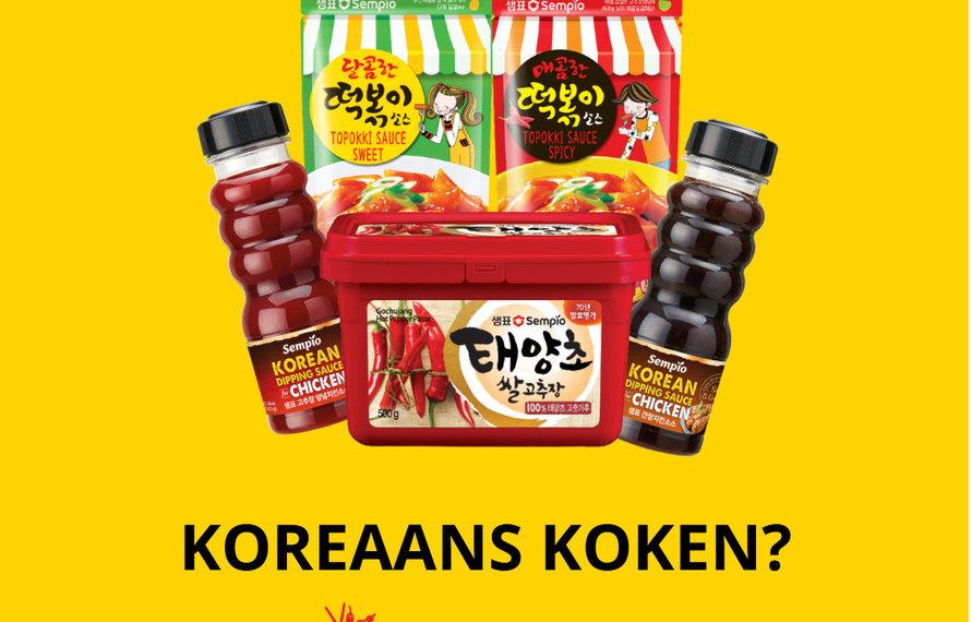Sempio: een absolute verrijking voor in de (Koreaanse) keuken!