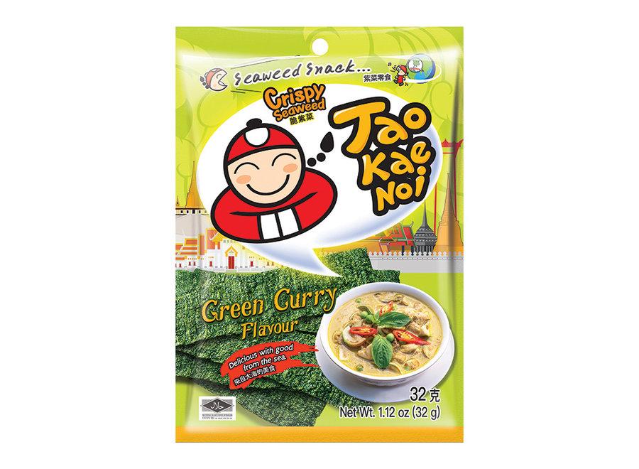 Tao Kae Noi Crispy Seaweed Green Curry 32 G
