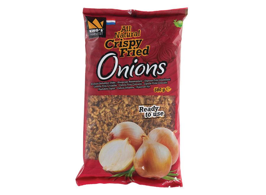 King's Harvest Fried Onions 500gr