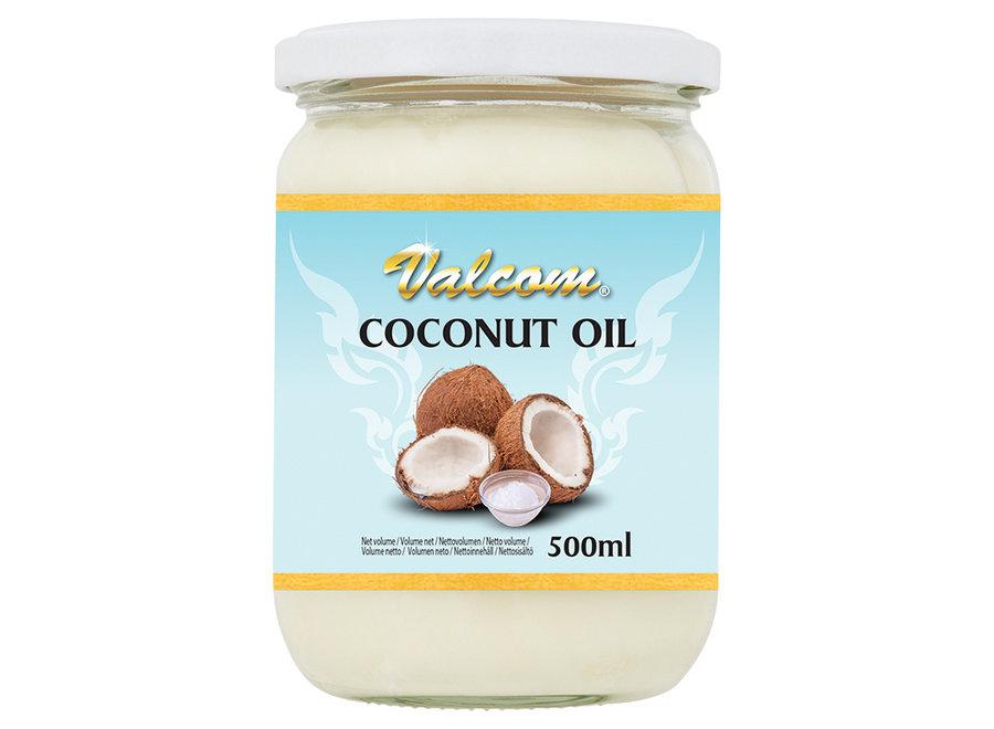 Valcom Pure Coconut Oil 500ml