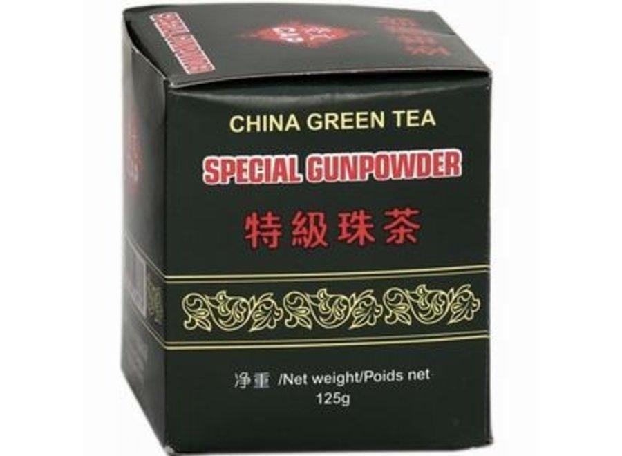 CAP Gunpowder Groene Thee 125 G