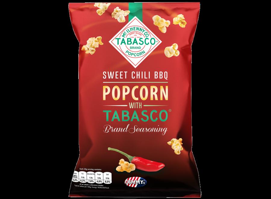 Jimmy's Popcorn TABASCO® Sweet Chili BBQ 90g Classic-Popped