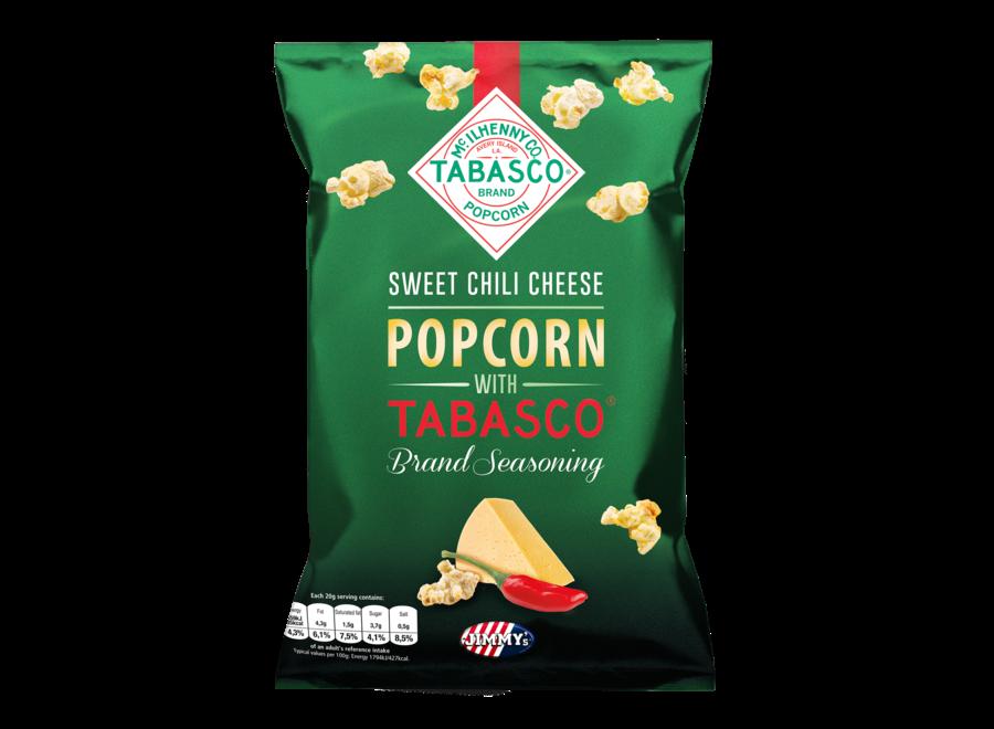 Jimmy's Popcorn TABASCO® Sweet Chili Cheese 90g Classic-Popped