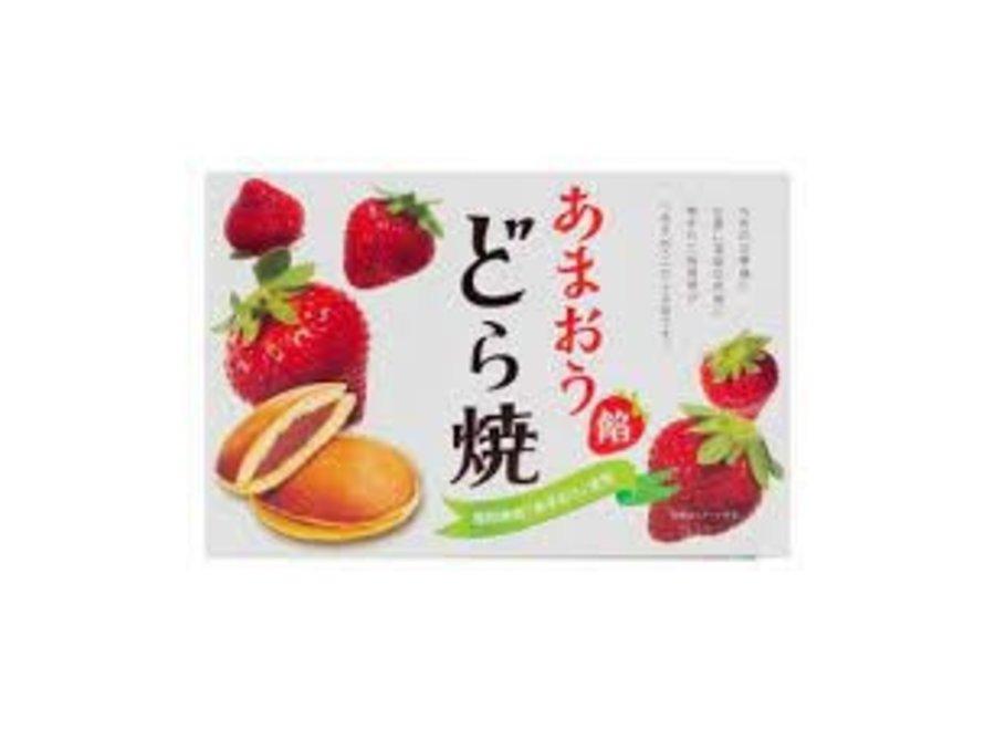 Ichiei Dorayaki Box Strawberry 8pc
