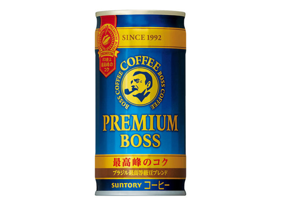 Suntory Boss Coffee Premium 185gr