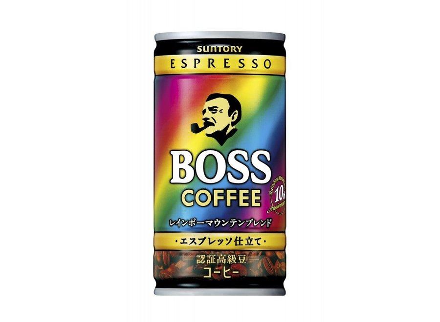Suntory Boss Coffee Rainbow Mountain 185G