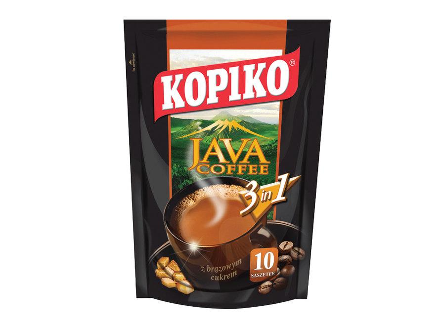 Kopiko Java Coffee 3 in 1 210g