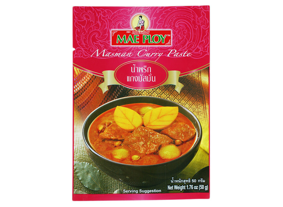Mae Ploy Massaman Curry Paste 50g