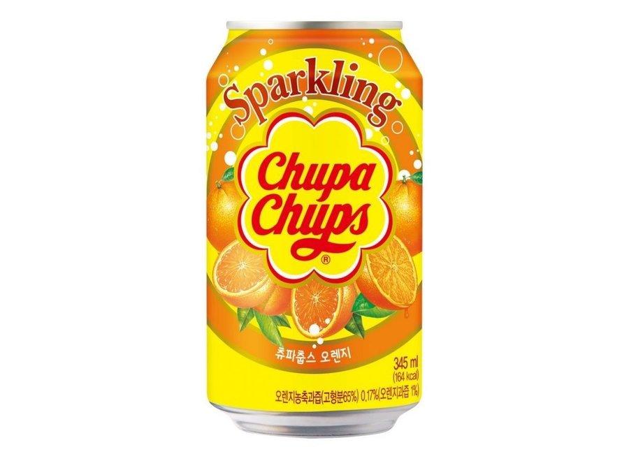 Chupa Chups Soda Sinaasappel 345 ML