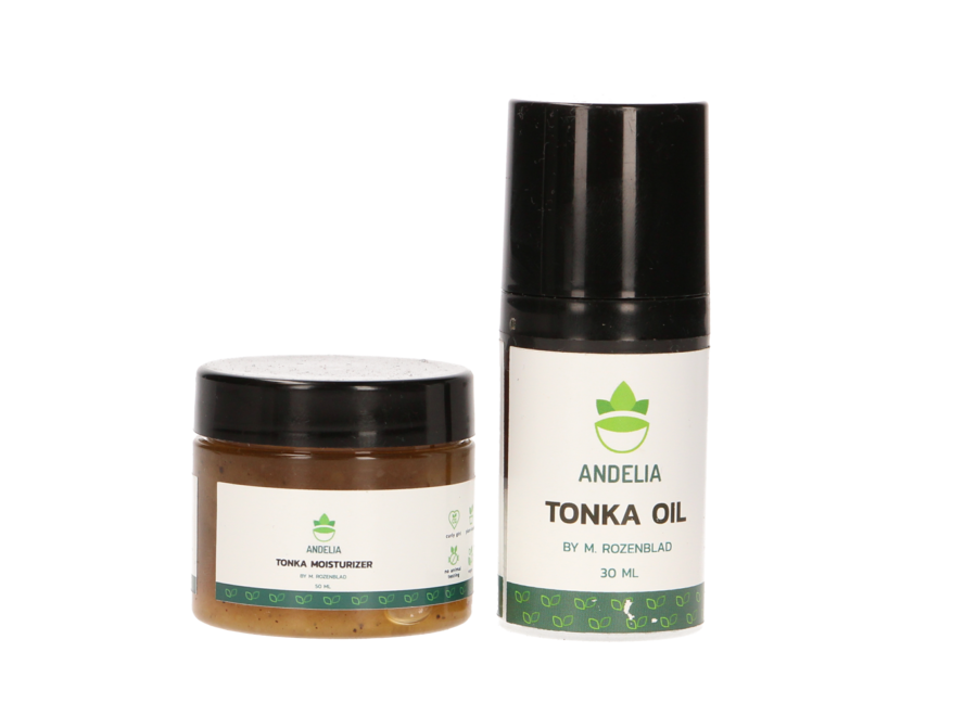 Andelia Tonk-A-Bout Your Haircare 30ml & 50ml