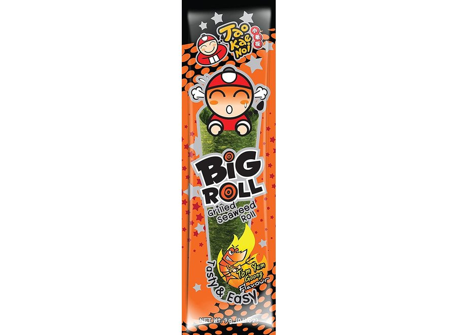 Tao Kae Noi Big Roll Tom Yum Goong 3g