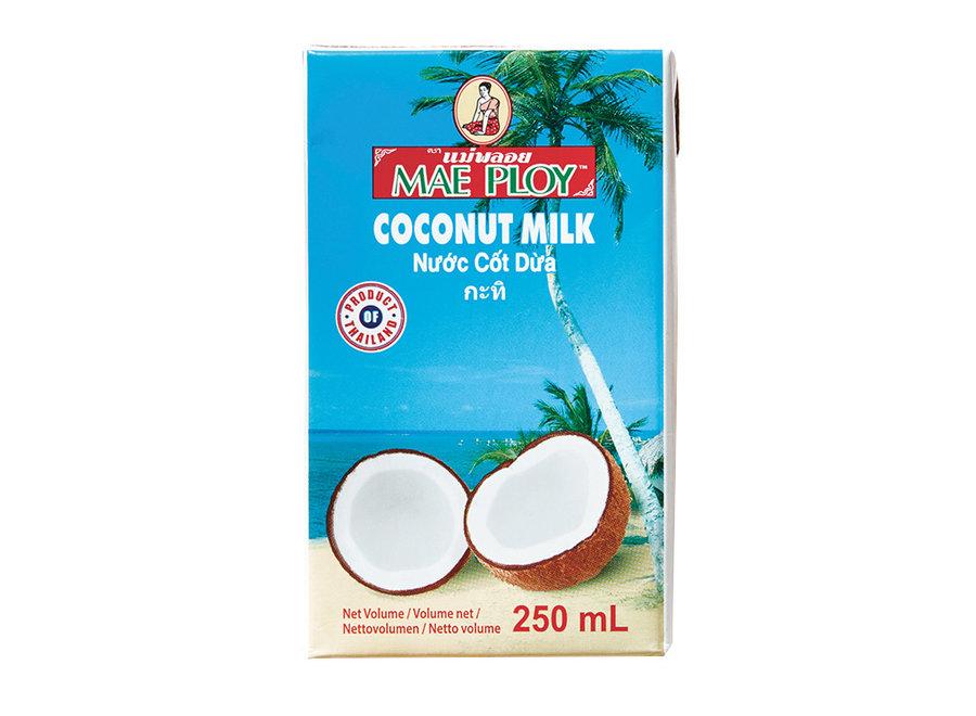 Mae Ploy Coconut Milk UHT 250ml