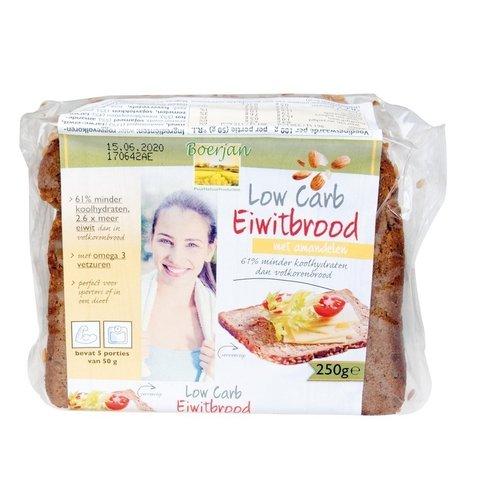 Boerjan Boerjan Amandel Eitwit brood