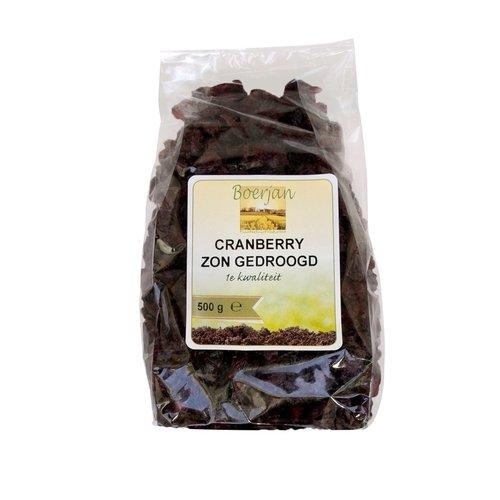Boerjan Boerjan cranberries 1000 gr