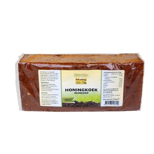 Boerjan Boerjan Honingkoek 500 gram