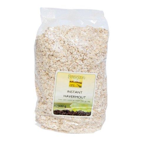 Boerjan Boerjan Instant Havermout 500 gram